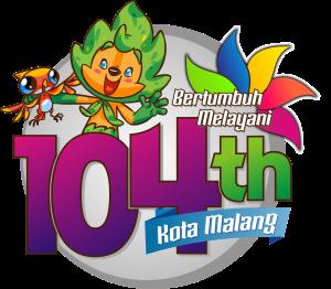 Logo-HUT-ke-104-Kota-Malang